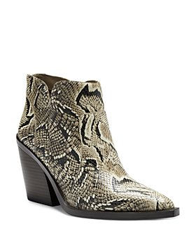 VINCE CAMUTO - Women's Gradesha High Block Heel Booties