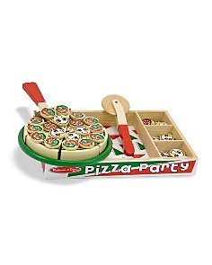 Melissa & Doug - Pizza Party - Ages 3+
