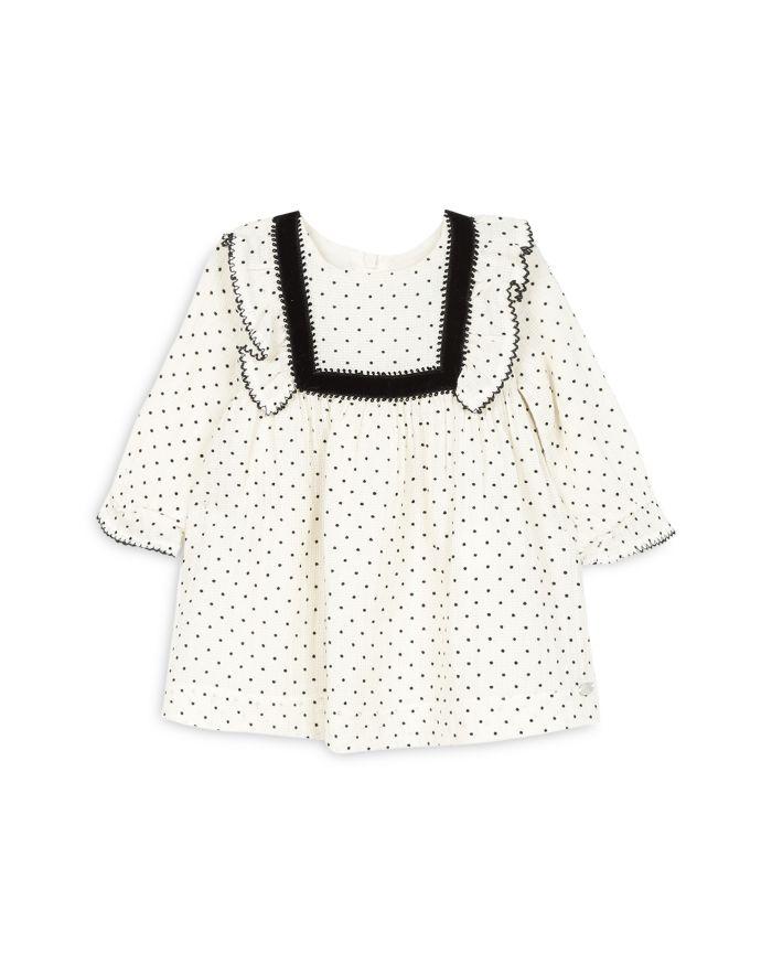 Tartine et Chocolat Girls' Cotton Swiss Dot Dress - Baby    Bloomingdale's