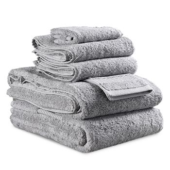 DELILAH HOME - Organic Cotton Towels, Set of 6
