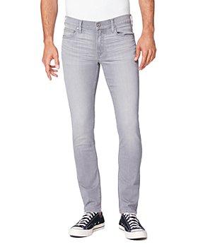 PAIGE - Croft Skinny Fit Jeans in Sebastian