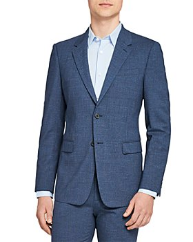 Theory - Chambers Micro Houndstooth Slim Fit Suit Jacket