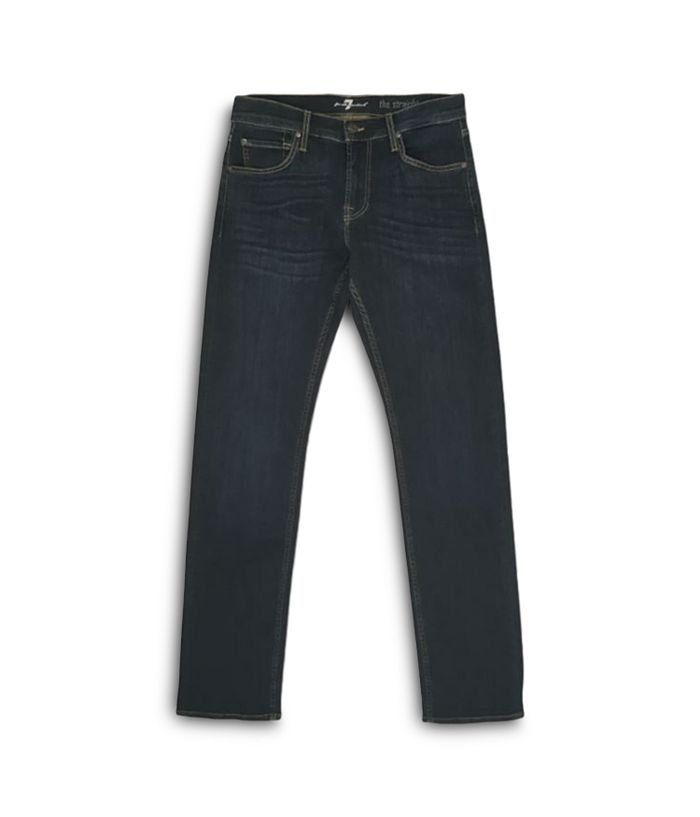 7 For All Mankind - The Straight Slim Straight Fit Jeans in Ventura