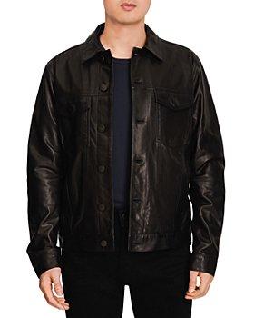 J Brand - x Antoni Trucker Jacket