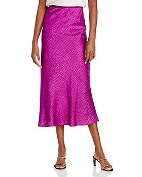 Andamane - Bella Printed Midi Skirt