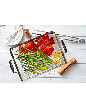 All-Clad - Outdoor Stainless Steel Grill Grid