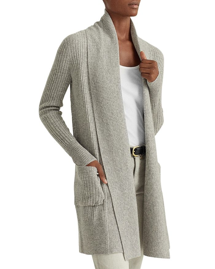 Ralph Lauren - Washable Cashmere Cardigan Sweater - 100% Exclusive