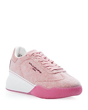 Stella McCartney - Women's Loop Eco Felt Sneakers