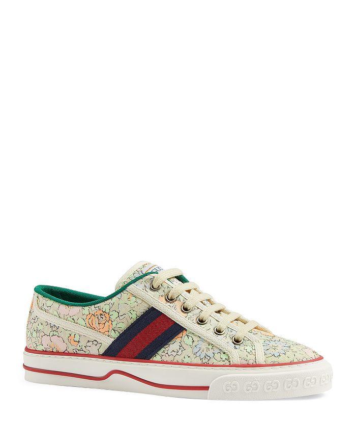 Gucci - Women's Tennis 1977 Liberty London Sneakers