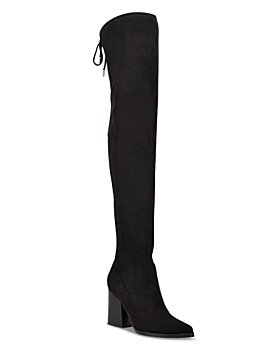 Marc Fisher LTD. - Women's Octavie Over The Knee High Heel Boots