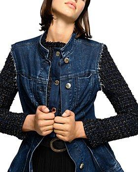 PINKO - Two Piece Sleeveless Jacket