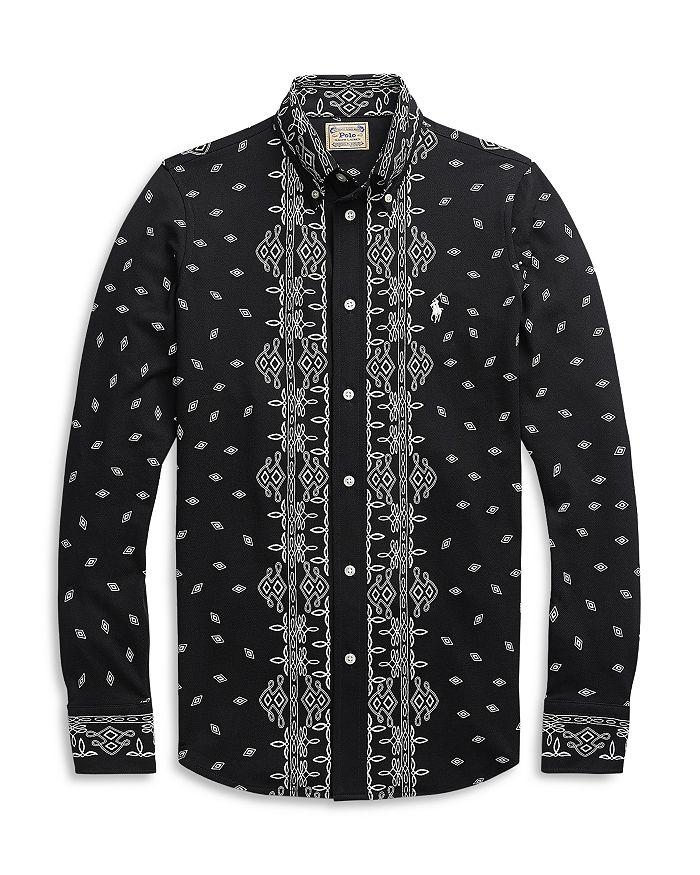 Ralph Lauren - Bandanna-Print Cotton Shirt