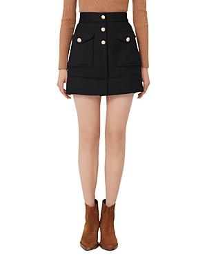 Maje Janao A Line Mini Skirt-Women