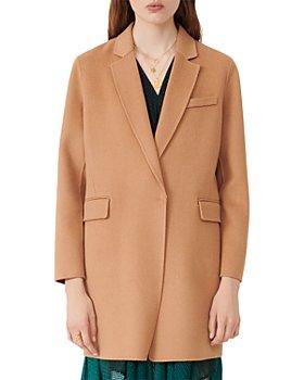 Maje - Galami Double Face Coat