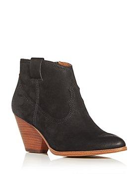 Frye - Women's Reina Leather Booties