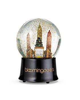 Bloomingdale's - NY Waterglobe - 100% Exclusive