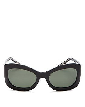 Oliver Peoples - x The Row Women's Edina Polarized Square Sunglasses, 56mm