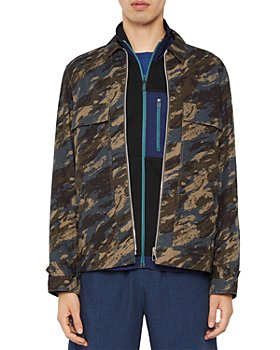 PS Paul Smith - Cropped Field Jacket