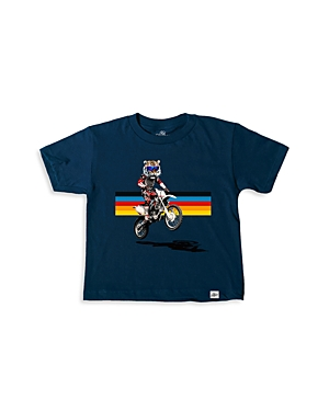 Kid Dangerous Tops BOYS' MOTOCROSS TEE - LITTLE KID, BIG KID