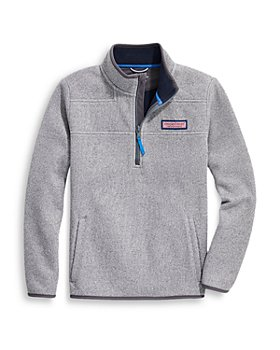 Vineyard Vines - Boys' Sweater Fleece - Little Kid, Big Kid