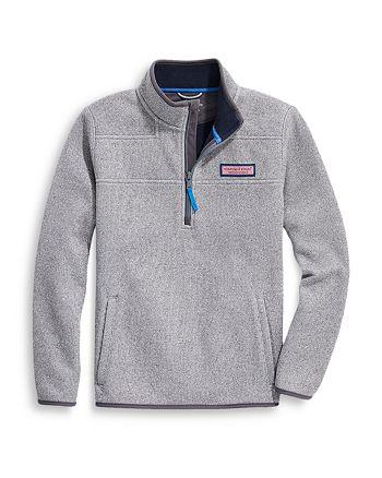 Vineyard Vines - Boys' Sweater Fleece - Little Kid, Big Kid