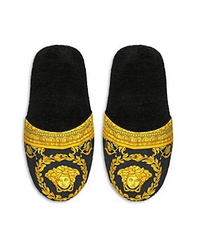 Versace - I Heart Baroque Bath Slippers