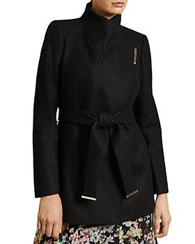 Ted Baker - Belted Wrap Coat