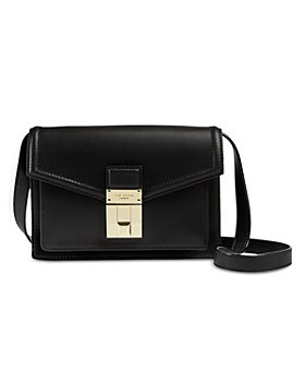 Ted Baker - Luggage Lock Mini Leather Convertible Satchel