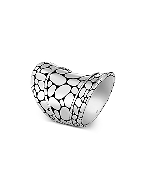 John Hardy Sterling Silver Kali Saddle Ring-Jewelry & Accessories