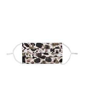 Fraas - Abstract Animal Print Face Mask