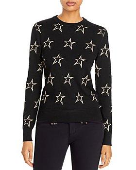 Perfect Moment - Floro Star Print Sweater
