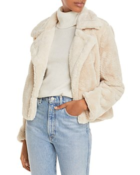BLANKNYC - Faux Fur Jacket