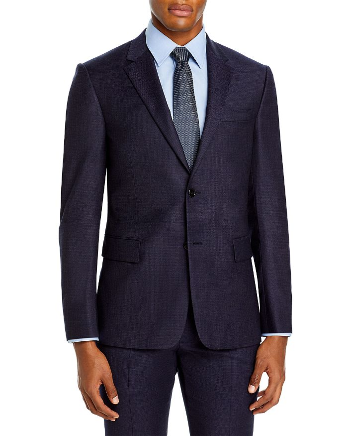 Theory - Bowery Textured Extra Slim Fit Suit Jacket