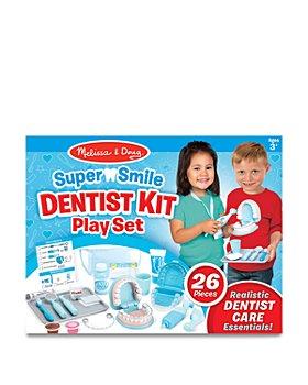 Melissa & Doug - Super Smile Dentist Play Set - Ages 3+