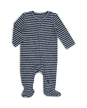 Aden and Anais - Unisex Striped Footie - Baby