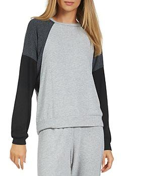 Michael Lauren - Kudo Colorblocked Sweatshirt