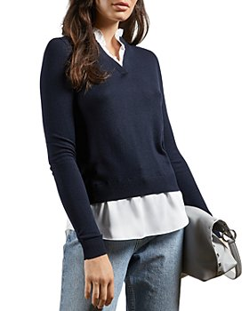 Ted Baker - Layered Look Sweater