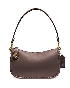 COACH - Swinger Mini Leather Bag