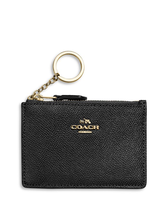 COACH - Mini Skinny Leather ID Case
