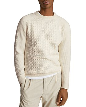 REISS - Cable Knit Sweater
