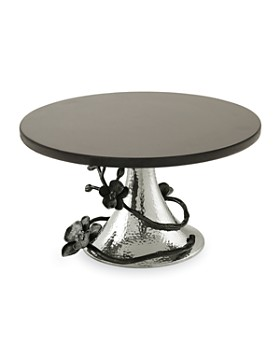 Michael Aram - Black Orchid Cake Stand