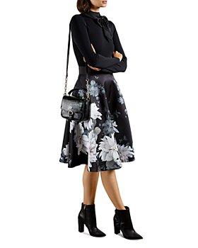 Ted Baker - Jordynn Clove Full Skirted Dress