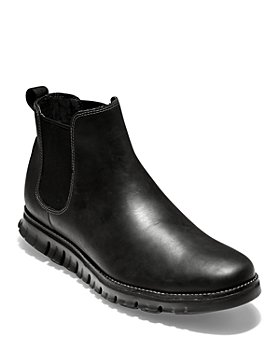 Cole Haan - Men's ZERØGRAND Waterproof Pull On Chelsea Boots