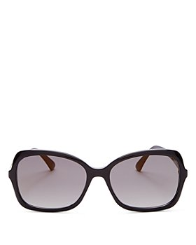 Jimmy Choo - Women's Bett Square Sunglasses, 56MM