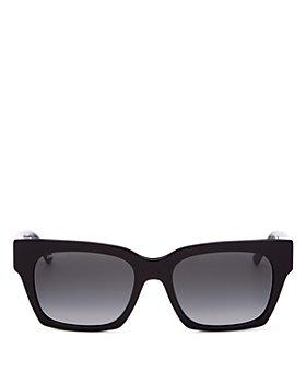 Jimmy Choo - Women's Square Sunglasses, 52mm