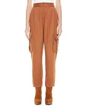 Alice and Olivia - Clarkson Ankle Cargo Pants