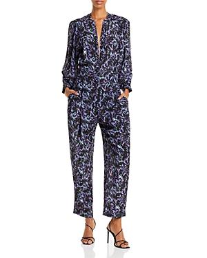 Iro Lanta Printed Jumpsuit-Women