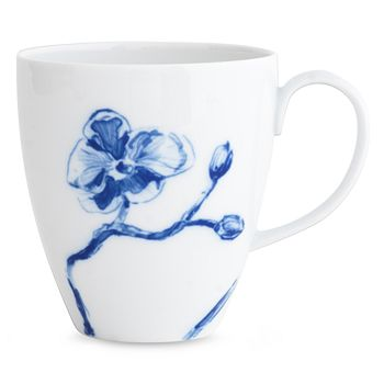 Michael Aram - Blue Orchid Mug - 100% Exclusive