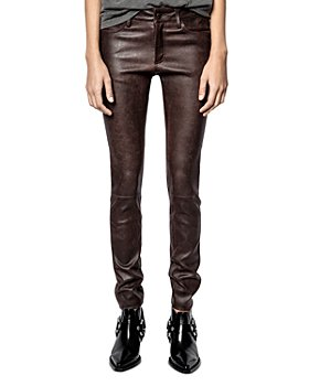 Zadig & Voltaire - Phlame Leather Pants