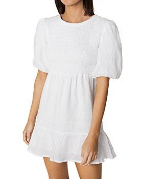 Faithfull the Brand - Lorica Linen Mini Dress